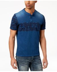 INC International Concepts - Colorblocked T-shirt, Created For Macy's - Lyst