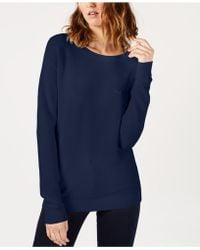 Lacoste - Cotton Boat-neck Sweater - Lyst