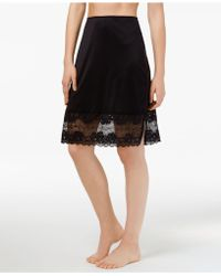 Vanity Fair - Lace-trim Half Slip 11741 - Lyst