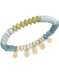 31 Bits - Thirty One Bits Petal Stretch Bangle From The Workshop At Macy's - Lyst