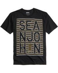 Sean John - Men's Graphic-print T-shirt - Lyst