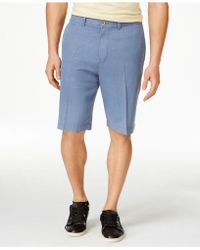 Tommy Bahama - Men's Havana Herringbone Shorts - Lyst