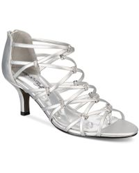 Easy Street - Nightingale Evening Sandals - Lyst