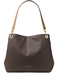Michael Kors | Michael Extra-large Signature Shoulder Tote | Lyst