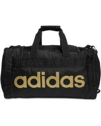 adidas - Santiago Logo Duffel Bag - Lyst