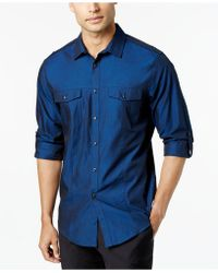 INC International Concepts - Core Topper Shirt, Created For Macy's - Lyst