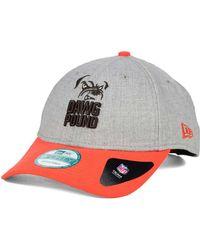 KTZ - Cleveland Browns League 9forty Cap - Lyst