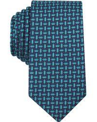 Perry Ellis - Men's Fawke Geometric Tie - Lyst