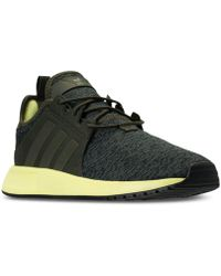 adidas - X_plr Casual Sneakers From Finish Line - Lyst
