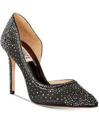 Badgley Mischka - Shona Shoes - Lyst