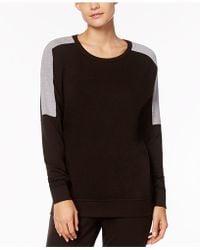 Alfani | Colorblock Pajama Top, Created For Macy's | Lyst