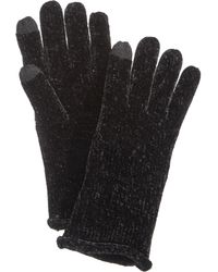 Charter Club - Chenille Roll-top Gloves - Lyst