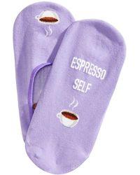 Hot Sox - Espresso Self Liner Socks - Lyst