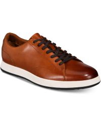 Alfani - Benson Casual Lace-up Sneakers, Created For Macy's - Lyst