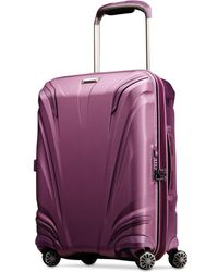 """Samsonite - Silhouette Xv 22"""" Hardside Expandable Carry On Spinner Suitcase - Lyst"""