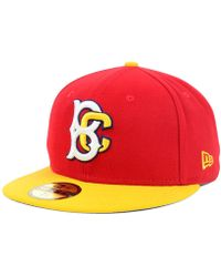 KTZ - Brooklyn Cyclones Milb 59fifty Cap - Lyst