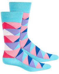 Alfani - Triangle Socks, Created For Macy's - Lyst