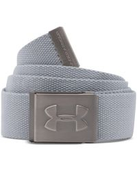 Under Armour - Webbed Golf Belt - Lyst