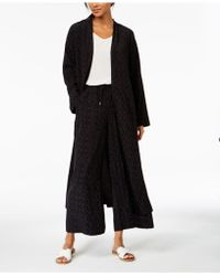 Eileen Fisher - The Future Is Female ® Printed Kimono Jacket - Lyst