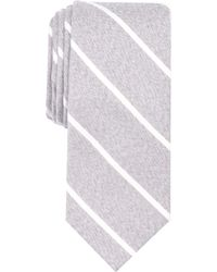 Perry Ellis - Ohley Stripe Slim Tie - Lyst