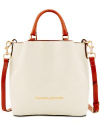 Dooney & Bourke - Small Barlow Satchel - Lyst