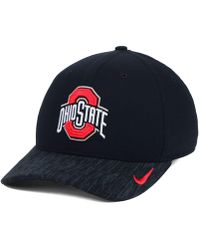950cac5f1e2 Lyst - Nike Classic 99 (ohio State) Fitted Golf Hat in Gray for Men