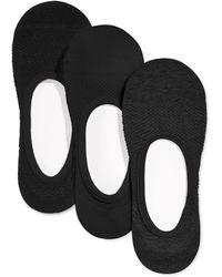 Charter Club - Women's High Cut Liner Socks 3 Pack - Lyst