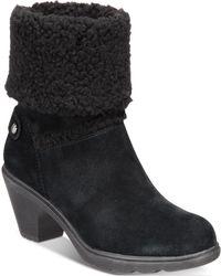Anne Klein - Harvest Cold-weather Boots - Lyst