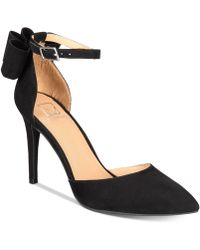 Material Girl - Pamer Ankle-strap Pumps, Created For Macy's - Lyst
