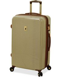 "London Fog - Cambridge 25"" Hardside Spinner Suitcase - Lyst"