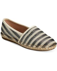 Charter Club - Joeey Espadrille Flats, Created For Macy's - Lyst
