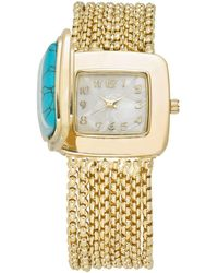 Charter Club - Gold-tone Multi-chain Bracelet Watch 31mm, Created For Macy's - Lyst