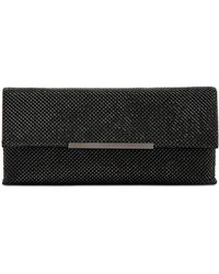 INC International Concepts - I.n.c. Hether Small Shiny Mesh Clutch, Created For Macy's - Lyst