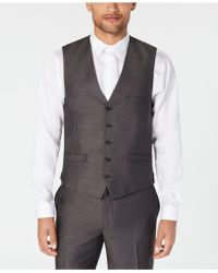 INC International Concepts - Classic Fit Royce Vest, Created For Macy's - Lyst