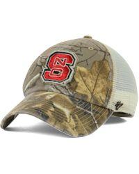 47 Brand - North Carolina State Wolfpack Ncaa Closer Cap - Lyst