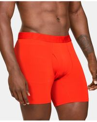 "Under Armour - "" Tech Mesh 6"""" Boxerjock - 2-pack"" - Lyst"