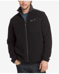 G.H. Bass & Co. | Men's Zip Fleece Jacket | Lyst