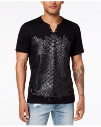 INC International Concepts - Crocodile T-shirt, Created For Macy's - Lyst