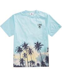 LRG - Palm Tree Knit T-shirt - Lyst