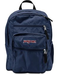 Jansport - Big Student Backpack In Black - Lyst