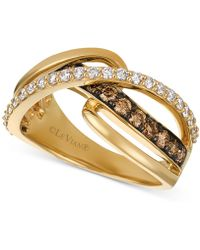 Le Vian - Chocolatier® Diamond Statement Ring (1 Ct. T.w.) In 14k Gold - Lyst