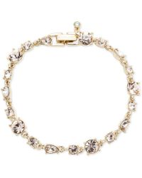 Givenchy - Crystal Flex Bracelet - Lyst