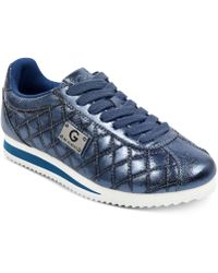 G by Guess - Romio Lace Up Sneakers - Lyst