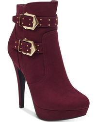 G by Guess - Dalli Booties - Lyst