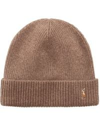 Polo Ralph Lauren - Hat, Wool Signature Cuff - Lyst