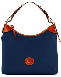 Dooney & Bourke - Large Nylon Erica Hobo - Lyst