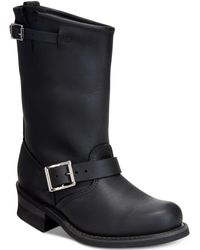 Frye - Engineer Boots - Lyst