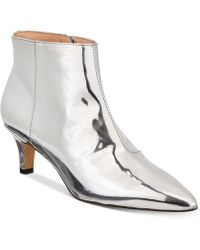 INC International Concepts - Women's Zennora Ankle Booties - Lyst