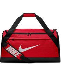 Nike - Logo Duffel Bag - Lyst