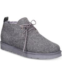 BEARPAW - Spencer Chukka Boots - Lyst